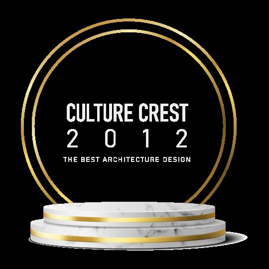 Culture Crest Award - 2012