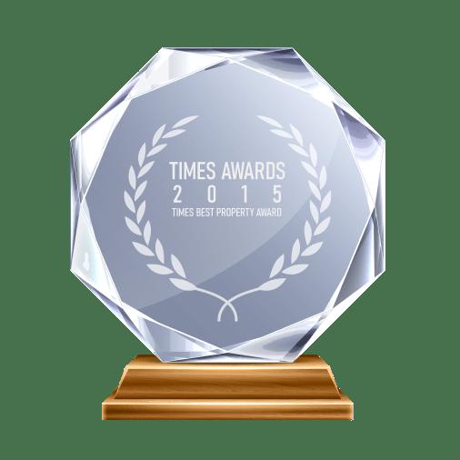 Times Award - 2015