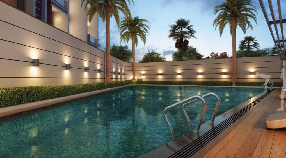Pharande Felicity - Swimming Pool