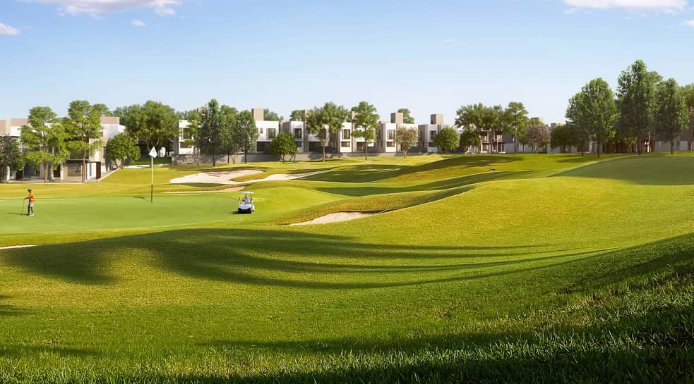 Golf Course at Pharande Vaarivana