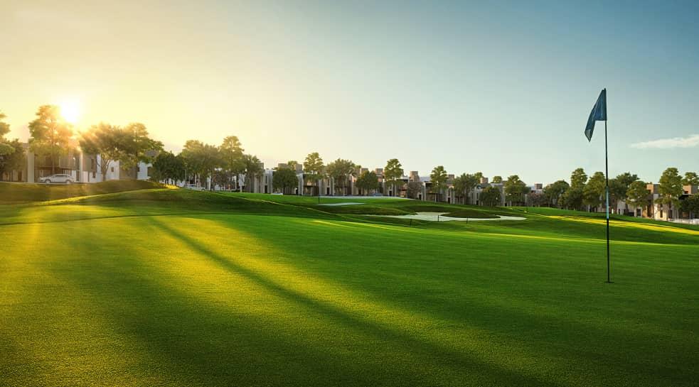 Golf Course View at Pharande Vaarivana