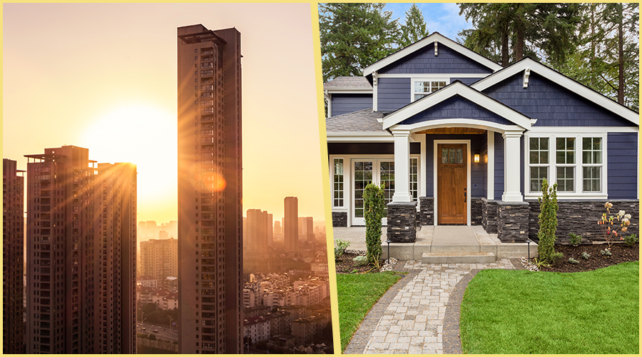 Apartment V/s Independent Dwelling: What's The Better Option?