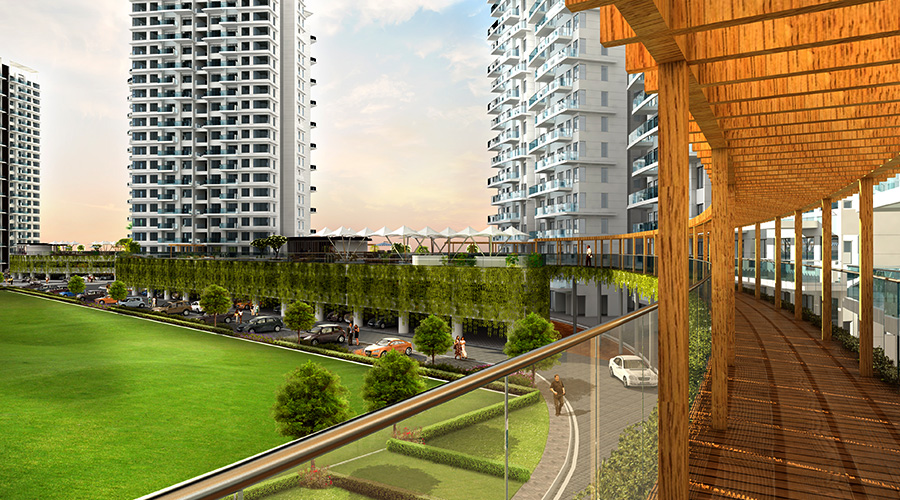 Puneville - Punewale's Most desired Project | Pharande Spaces